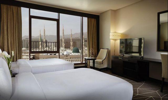 افضل فنادق المدينة المنورة التي تتصدّر كذلك فنادق السعودية السياحية