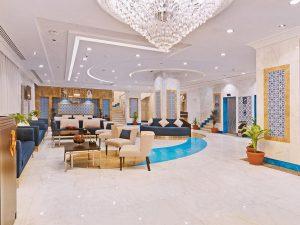 فنادق شارع السلام بالمدينة المنورة قمة في الرُقي