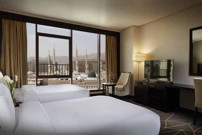 افضل فنادق المدينة المنورة للعوائل بفخامة ورُقي