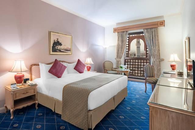 فندق دار الايمان إنتركونتيننتال المدينة المنورة اجمل فنادق المدينة المنورة حيث تضم فريق عمل احترافي