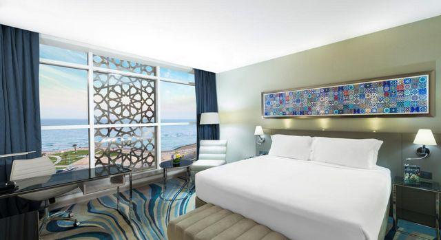 افضل فنادق جدة على البحر وتتمتع بإطلالة رائعة