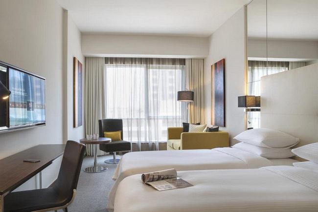 حجز الفنادق في جدة تشتمل على غُرف مُميّزة لرجال الأعمال