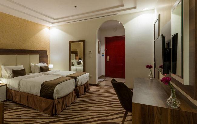 حجز فنادق جدة بها غُرف مُزدوجة رائعة