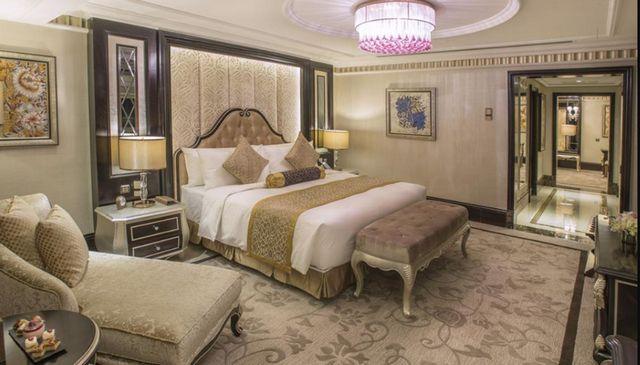 كدليل استرشادي يُساعدكم على حجز فنادق الرياض الفخمه
