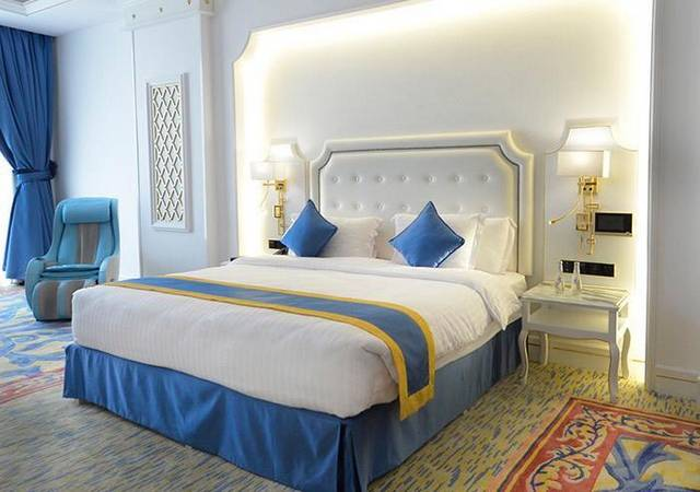 فندق اريديوم  من الخيارات التي يُفضلها السُيّاح كأحد افخم فنادق الطائف