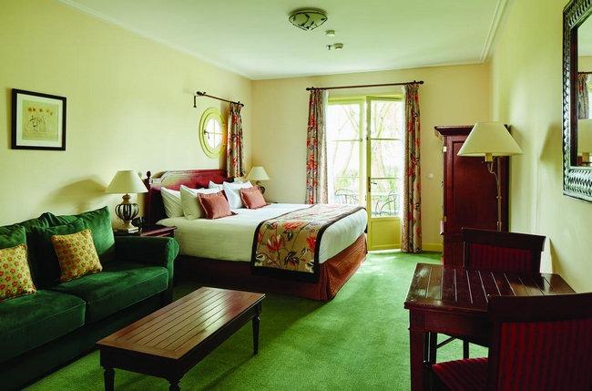 راحة واسترخاء وهدوء في افضل فنادق داخل ديزني لاند باريس