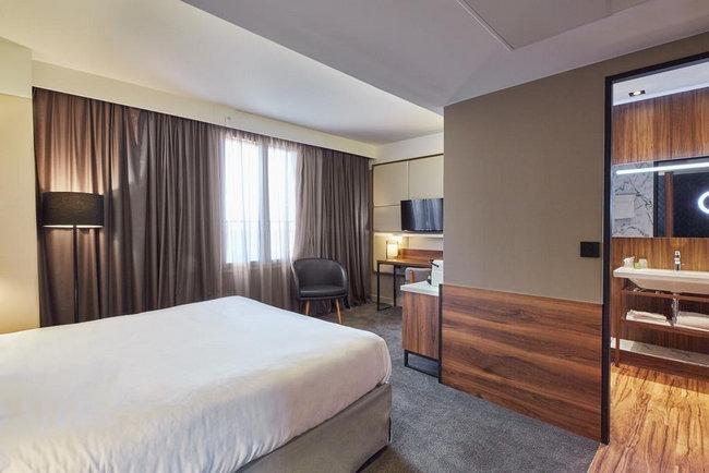 الفنادق في ديزني لاند باريس عصرية وشاملة المرافق