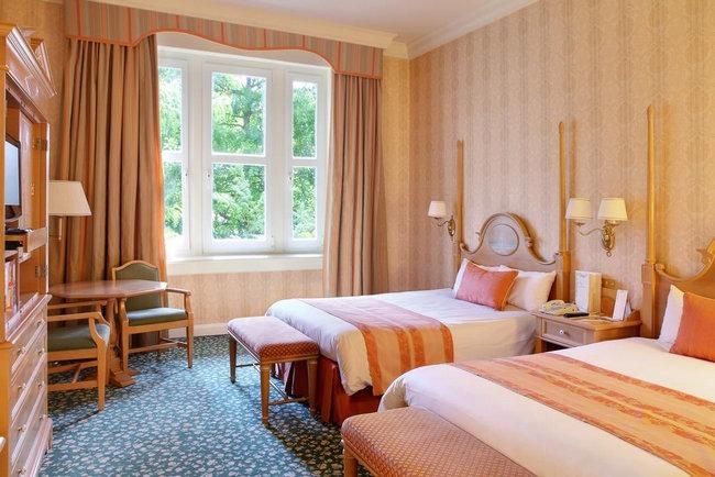 راحة وأناقة في غُرف فنادق ديزني لاند باريس