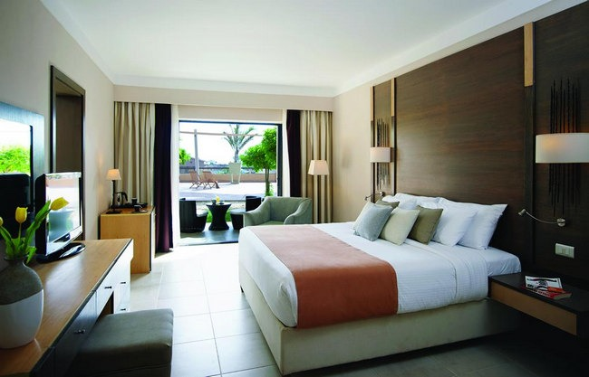 فخامة الغُرف القياسية في فنادق فى شرم الشيخ 4 نجوم