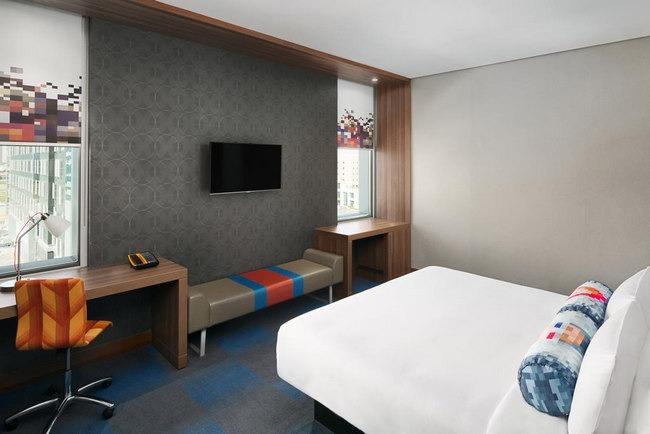 تصاميم مُبتكرة في فنادق شارع التخصصي الرياض
