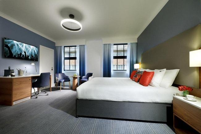 أجمل غُرف في افضل فنادق لندن شارع العرب