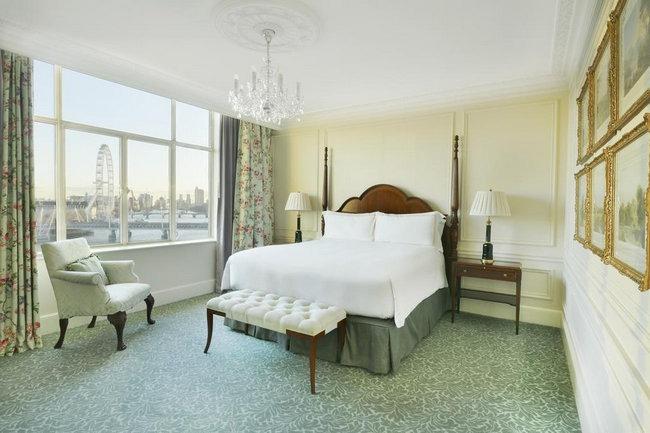 حجز فنادق بلندن بإطلالة على نهر تايمز