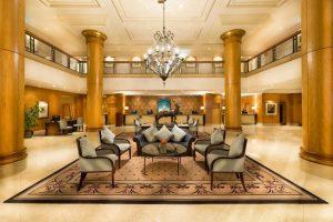 حجز فنادق لندن على درجة كبيرة من الرُقي
