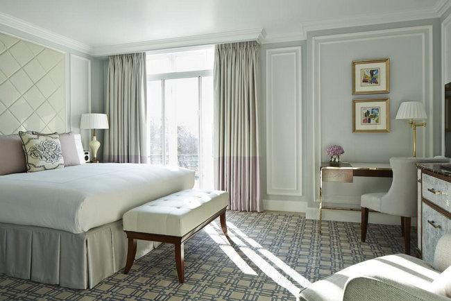 افضل موقع حجز فنادق لندن يشمل غُرف مُشرقة ومُريحة