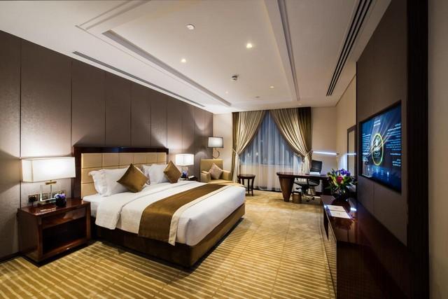 فندق بريرا الوزارات من أفضل فنادق الملز الرياض الحاصلة على تقييمات رائعة.