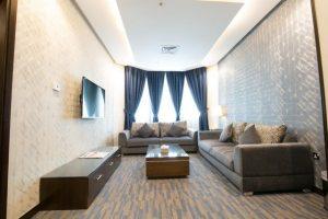 شقق جمعنا لكم مجموعة من أروع فندقية في المباركية الكويت