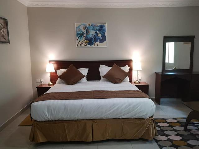 نزل التوت للوحدات السكنية المفروشة من أفضل شقق فندقية السليمانية الرياض