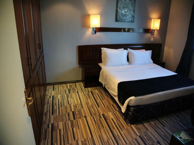 فندق الضيافة الرياض من شقق فندقية حي السليمانية الرياض