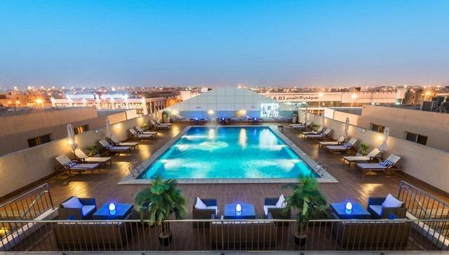 تُعد بودل الصحافة من افضل شقق فندق بودل الرياض