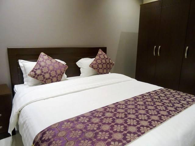 توفر دار هاشم الرياض مجموعة متنوّعة من الشقق الفندقية تلائم الأسر الضغير والكبيرة