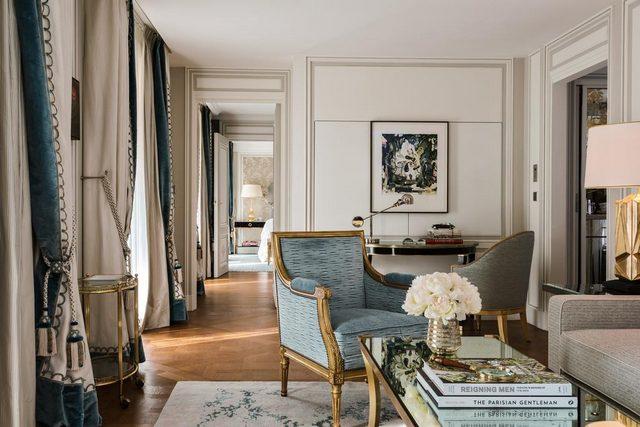 إحساس عالي بالفخامة والرفاهية لا يوفّره إلا فندق كريون باريس