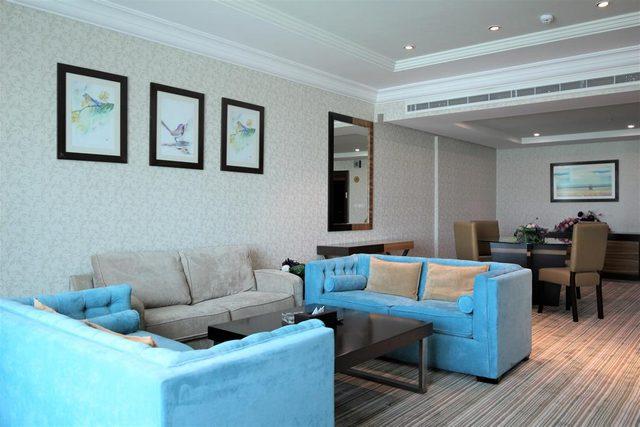 الروضة للأجنحة الفندقية اسم بارز في افضل شقق مفروشة جنوب جدة رخيصة
