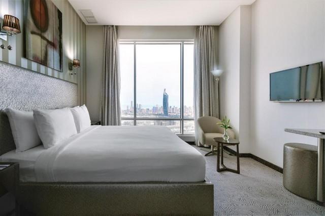فندق غراند ماجستيك الكويت هو أحد أفضل فنادق الكويت للشباب التي تقدم الهدوء والإقامة العصرية