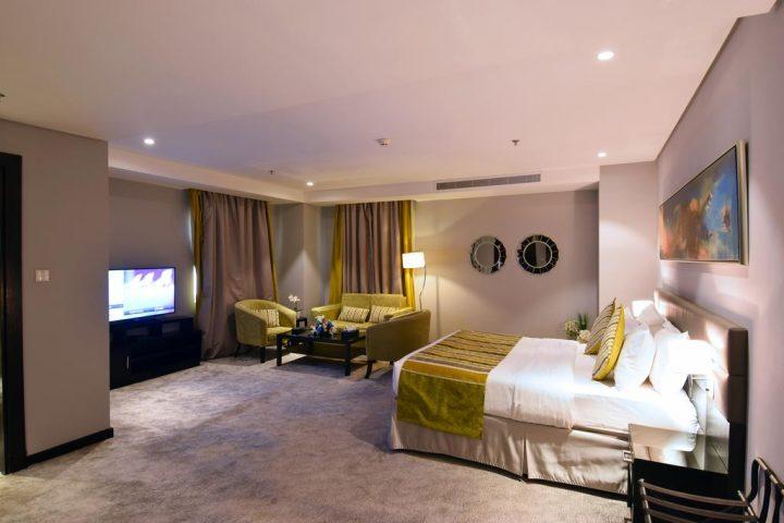 فنادق ذات إطلالة مميزة و جميلة في فنادق بحي الروضه بالرياض