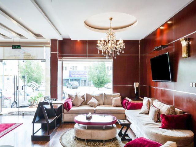 جوينا كاستل الرياض من أفضل فنادق بحي الروضه بالرياض