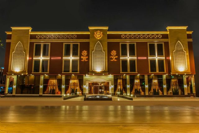 فنادق بحي السليمانيه بالرياض كثيرة أهمها فندق سويت إن الرياض بشققه الفاخرة