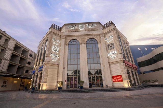 للباحث عن فنادق بحي السليمانيه بالرياض فندق ميرا تو خيار اقتصادي مناسب