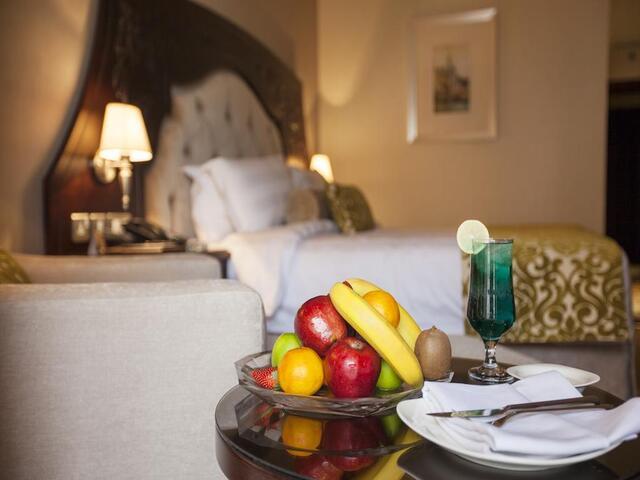 فندق تيارا الرياض من أجمل و أفخم الفنادق القريبة من مول النخيل الرياض