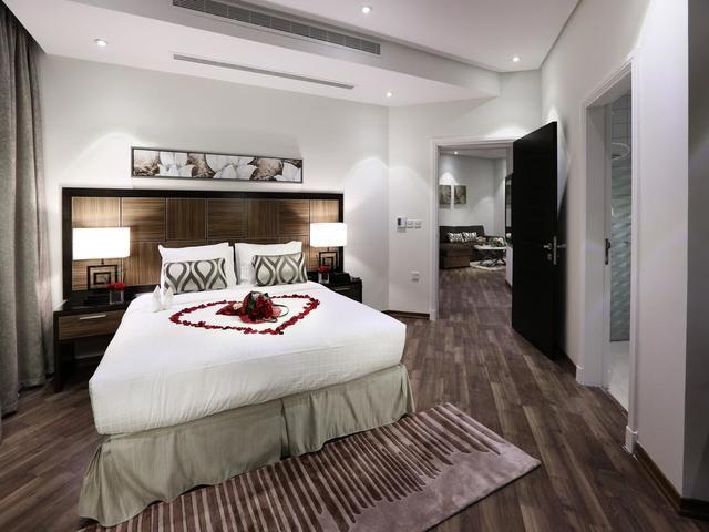 فندق دوست للأجنحة الفندقية أحد الفنادق المميزة القريبة من النخيل مول الرياض