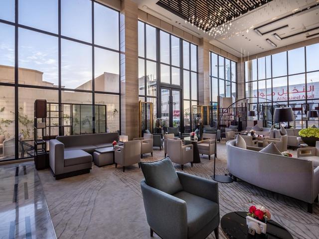 تمتّع بإقامة ساحرة في واحد من أجمل فنادق قريبة من غرناطة مول الرياض و هو فندق بريرا-الخليل
