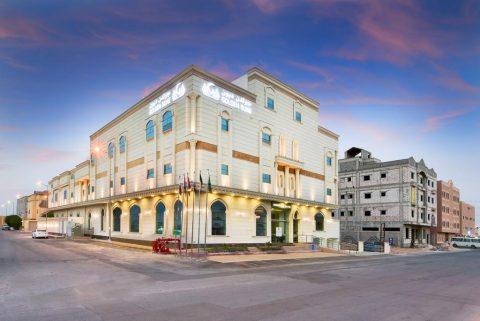 الفنادق ذات التصميم المميز في حي الفيحاء في الرياض