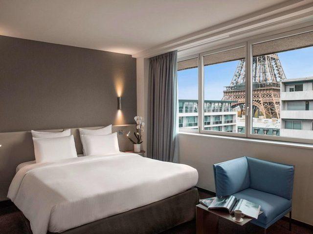 من فنادق برج ايفل المميزة حقّاً فندق بولمان باريس