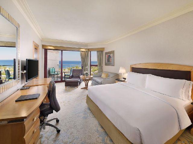 أفضل فنادق جده مطله على البحر التي تضم هيلتون جدة