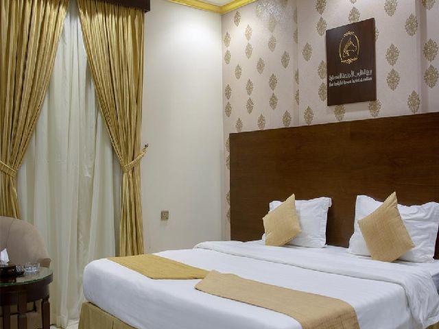 قائمة شقق فندقيه في جده شارع الامير سلطان الرائعة التي تحتوي على فندق برج الفارس للاجنحة الفندقية