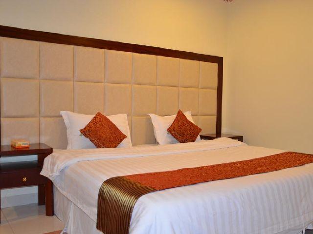 غرفة قياسية في أطلالة أبحر للوحدات السكنية من بين شقق فندقيه في جده شارع الامير سلطان