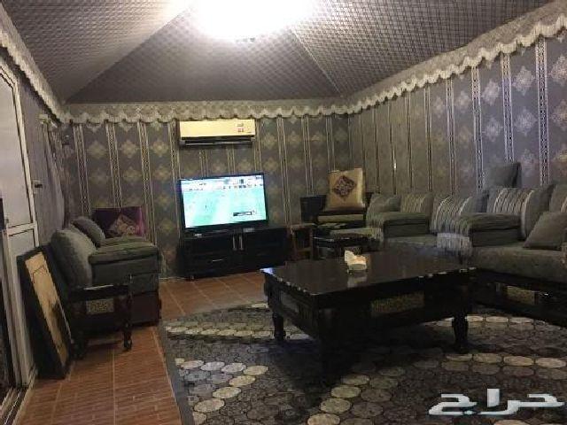 أثاث غرفة قياسية في شاليهات اللؤلؤة جدة من بين شاليهات جدة ع البحر