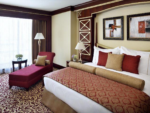 الديكور الرائع في منتجعات جده بمسابح خاصه التي تضمفندق موفنبيك سيتي ستار جدة