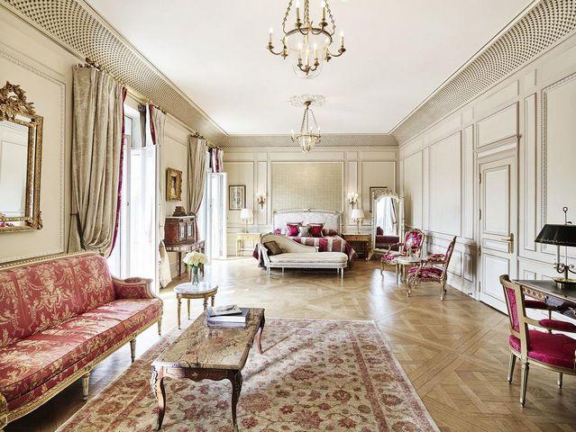فندق موريس باريس افضل فنادق باريس