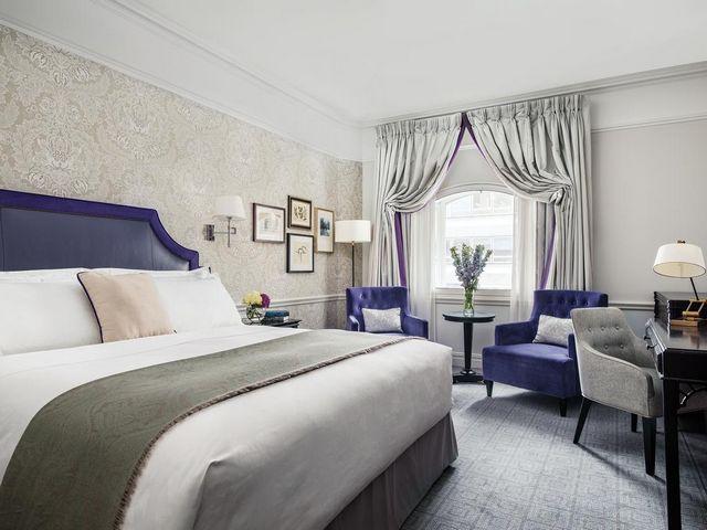 يضم السكن في لندن غرف وأجنحة فسيحة تناسب العوائل