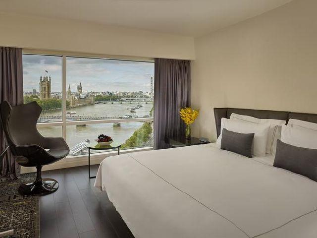 أفضل شقق فندقيه في لندن خمس نجوم التي تضم سكن ونادي بلازا أون ذا ريفر