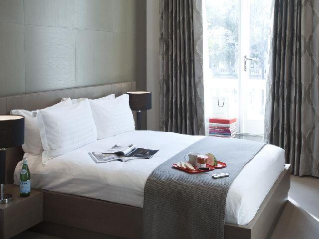 أجمل شقق فندقيه في لندن خمس نجوم  ومن بينها شقق 130 كوينز غيت