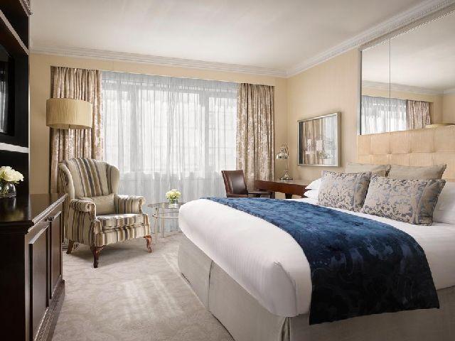 يعد انتركونتيننتال بارك لين لندن من أفخم فنادق البارك لين لندن