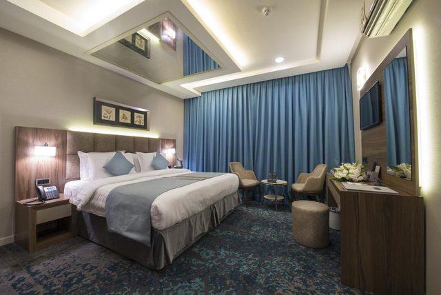 افخم شقق فندقيه بجده من أبرزها برام للأجنحة الفندقية