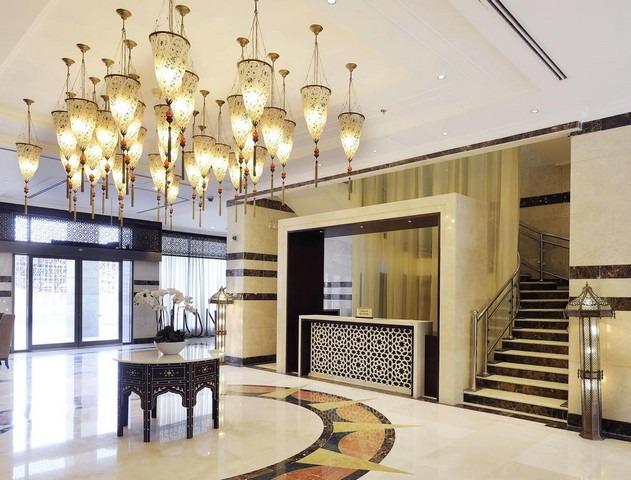فندق ايلاف مشعل السلام أحد أفخم فنادق الثلاث نجوم في المدينة المنورة.