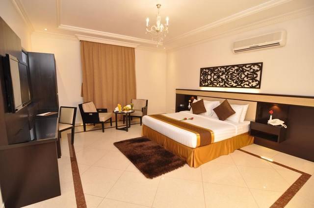 تعرّف على فروع سلسلة فندق نيلوفر الروضة الرياض وموقعها
