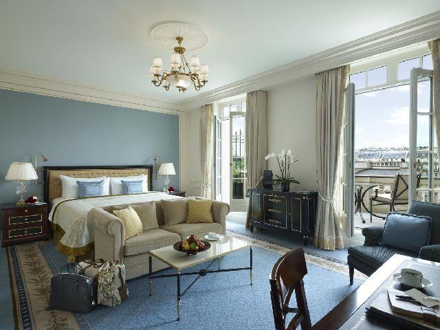 يعتبر فندق شانغريلا باريس من افضل منتجعات باريس التي تريح الناظرين إليه